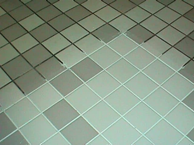 Baking Soda Grout Cleaner