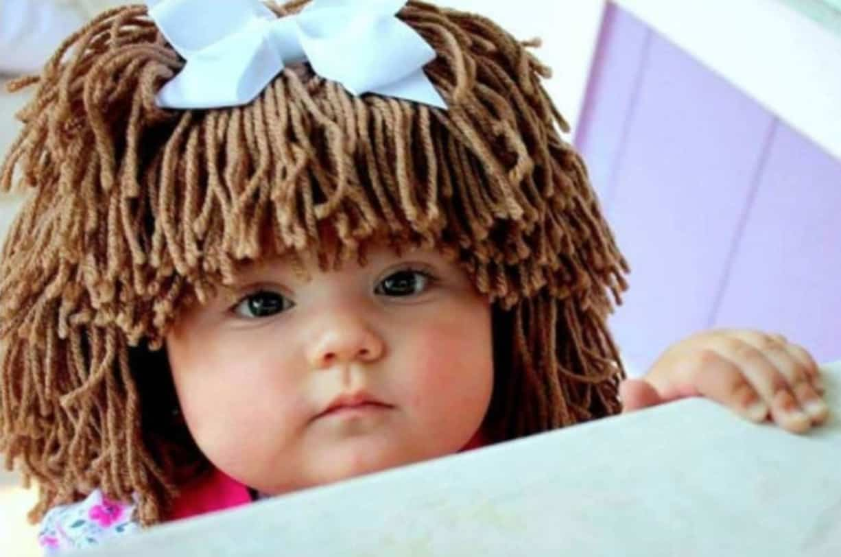 Crochet Cabbage Patch Hats Pattern Video Tutorial 9997ac4e71c