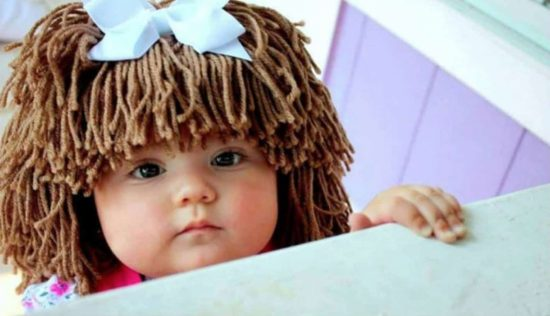 Crochet Cabbage Patch Hats Pattern