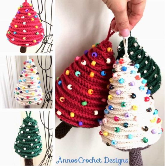 Crochet Christmas Ornaments Patterns | The WHOot