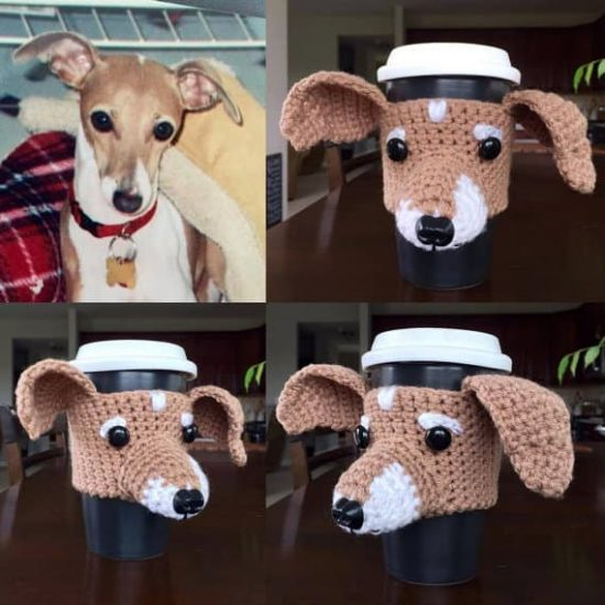 Crochet Dog Cozies