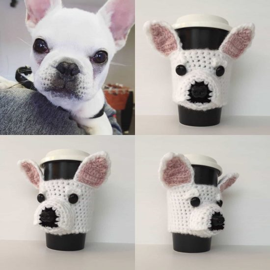 Crochet Dog Cozy 2