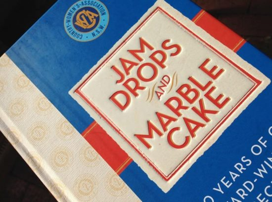 Jam Drops and Marble Cake Recipe Book