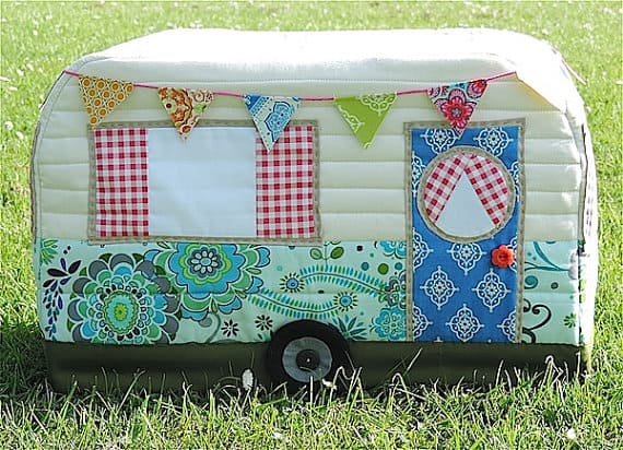 Sewing Machine Caravan Cover Pattern
