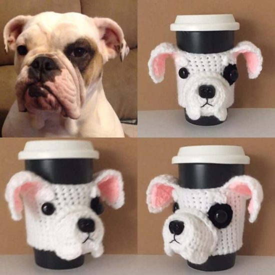 crochet dog cozy 8