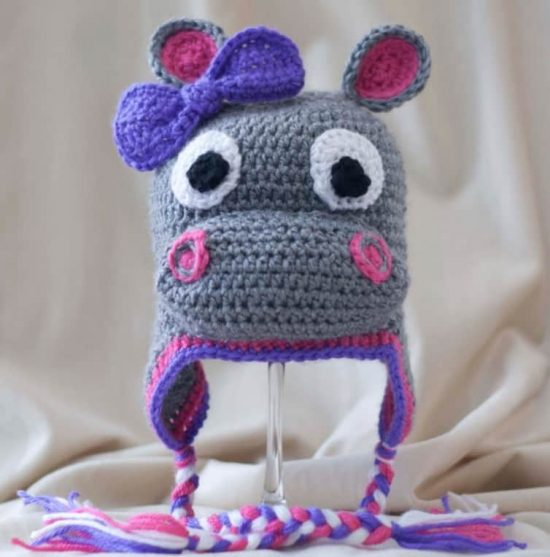 Crochet Hippo Pattern Ideas Best Collection The Whoot