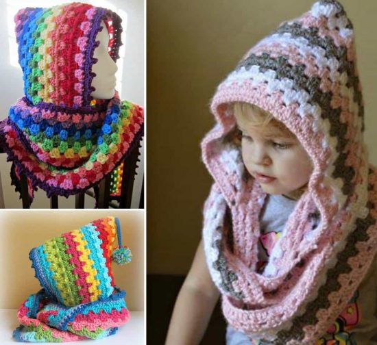 Crochet Hooded Cowl Pattern All The Best Ideas Video Tutorial Best Hooded Cowl Pattern