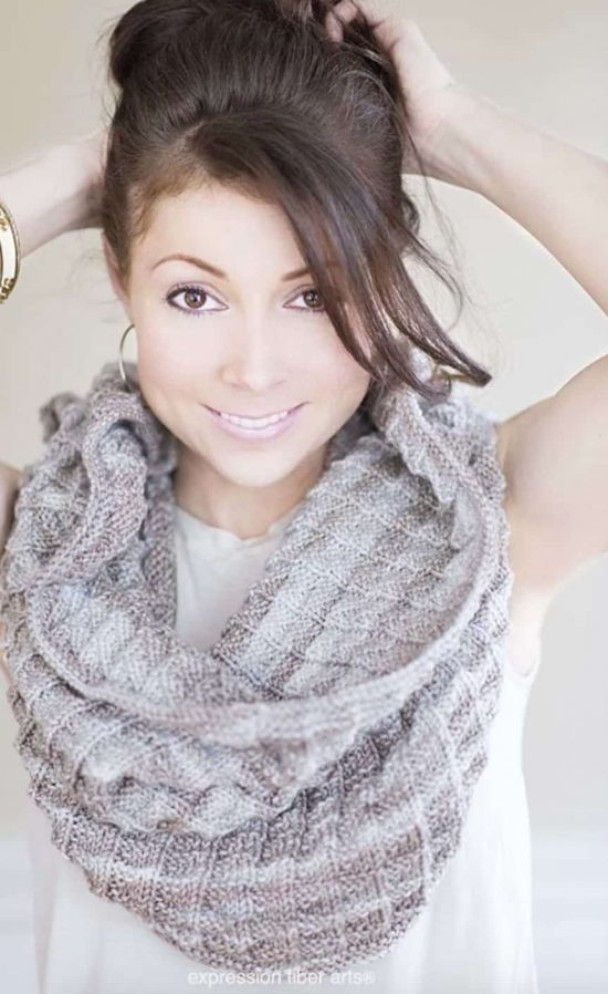 Knitted Cowl Hood Free Pattern Watch The Video Tutorial