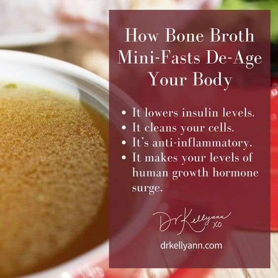 Bone Broth Fast Recipe