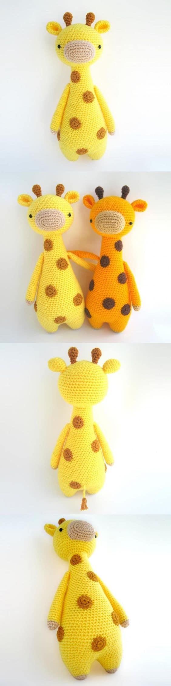 Adorable Crochet Giraffe Patterns - The Cutest Ideas | The WHOot