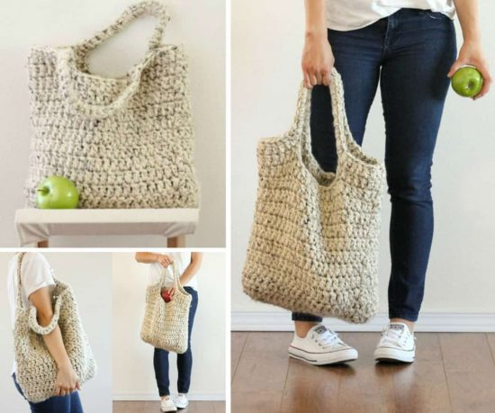 You Will Adore These Crochet Tote Bag Best Free Patterns The Whoot