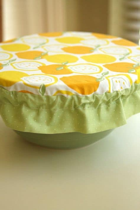 Elastic Reusable Bowl Cover