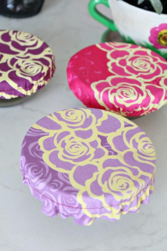 Elastic Reusable Bowl Covers