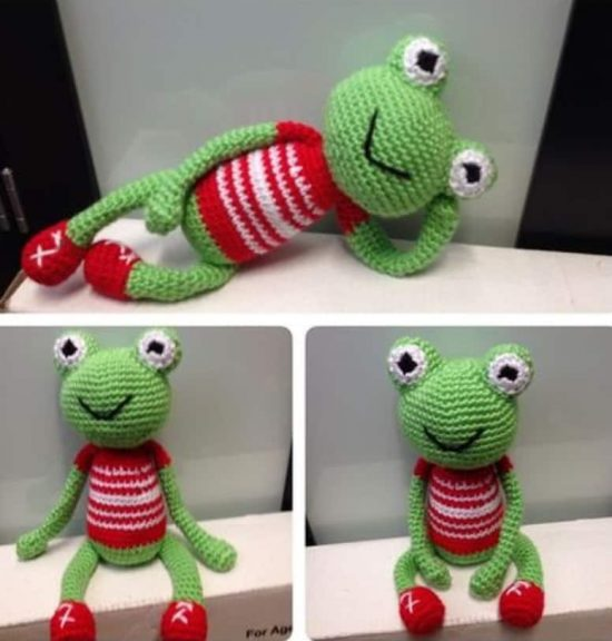 Frog Crochet Pattern All The Best Ideas You Will Love