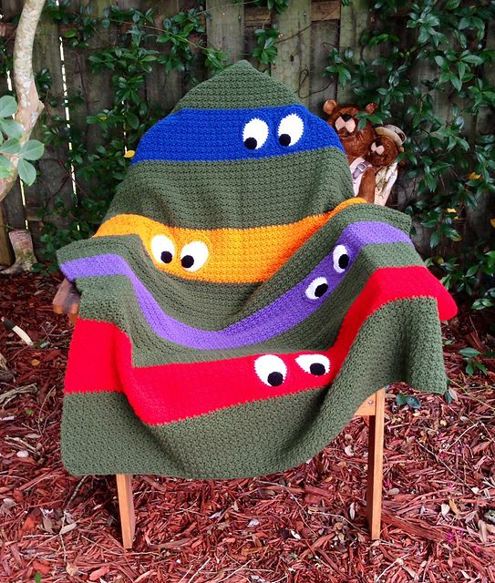Ninja Crochet Pattern Free Tutorials and Great Ideas | The WHOot