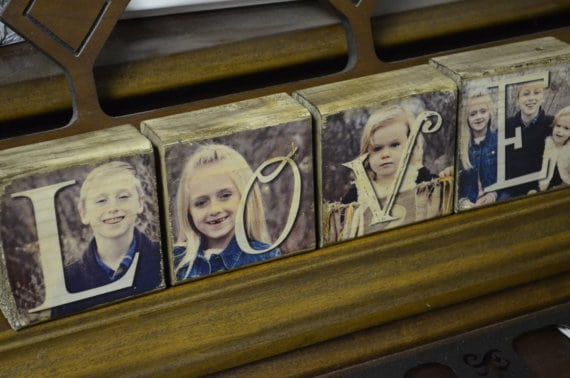 how to put photo onto wood uk