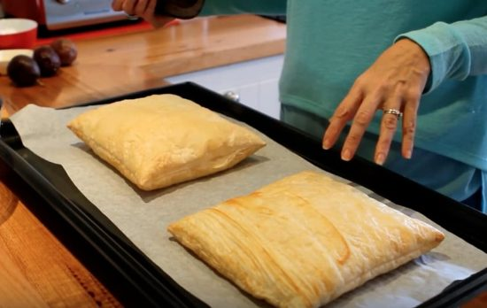 10 Minute Puff Pastry