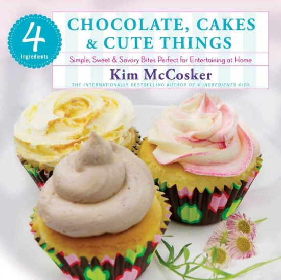 4 Ingredient Dessert Best Selling Book