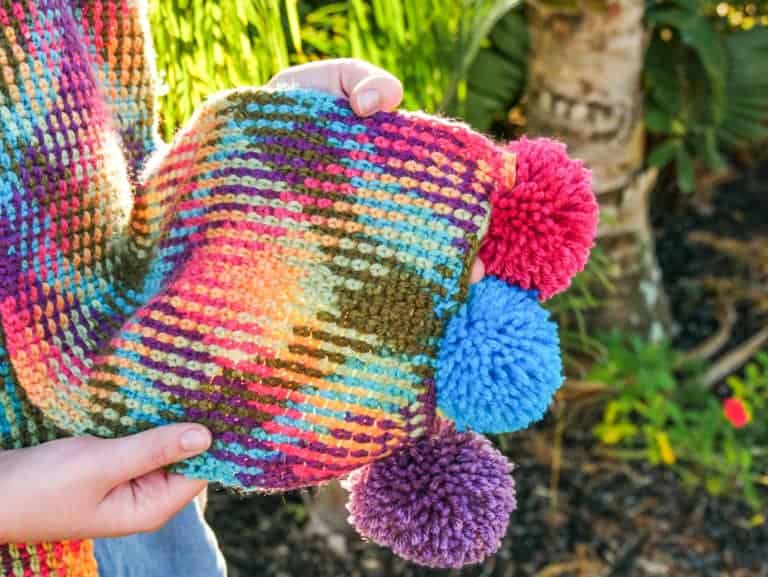 Color Pooling Scarf Crochet Pattern Free Video Tutorial - Diy Crafts