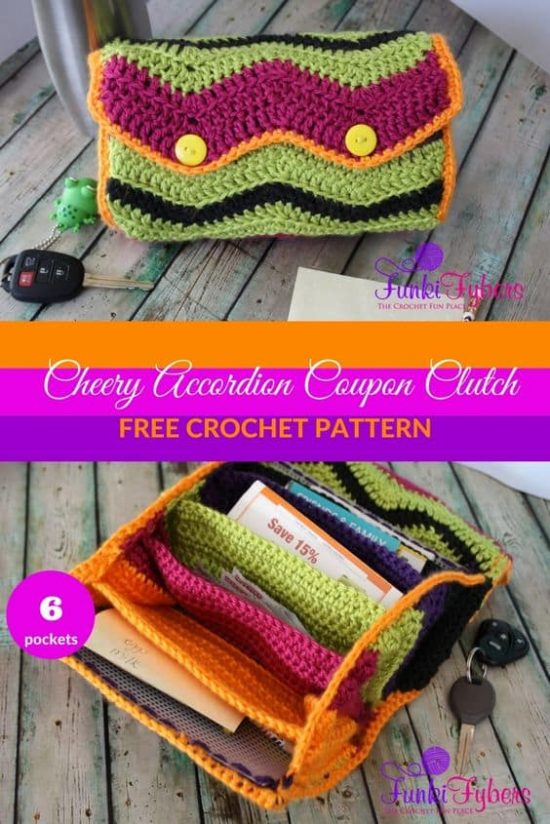 Crochet Clutch Purse Free Pattern