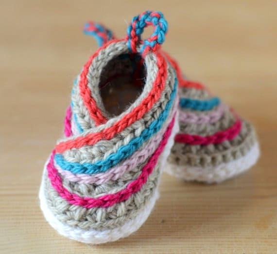 Crochet Kimono Baby Shoes Video Tutorial Delectable Baby Shoes Crochet Pattern