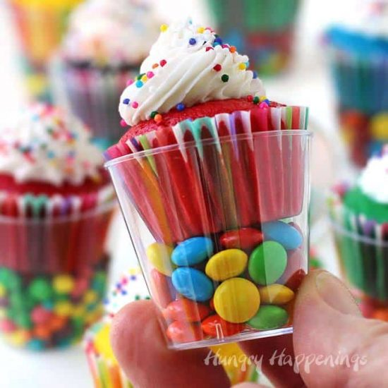 Cupcake Party Favors Ideas 2