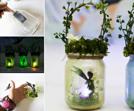 Fairy Jar Lanterns The Cutest Ideas The Whoot