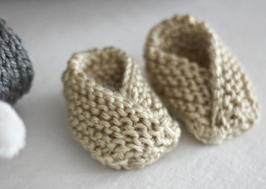Knitted Baby Booties Free Patterns Cutest Ideas Ever Custom Free Baby Booties Knitting Pattern