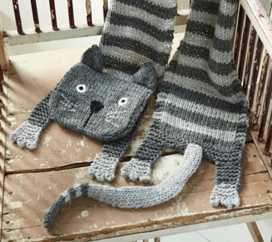 Knitted Cats Patterns You Will Love To Whip Up Lots Of Free Patterns