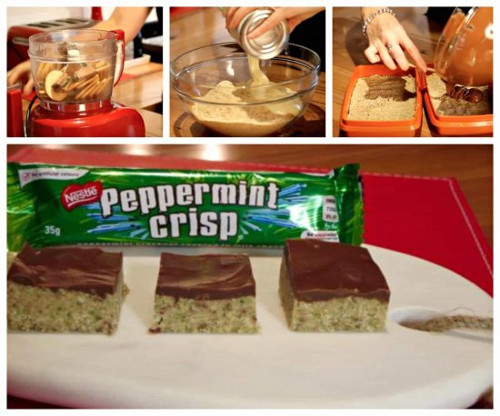 Peppermint Slice Recipe Condensed Milk