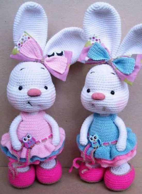 Bunny Crochet Free Pattern You Will Love This Collection
