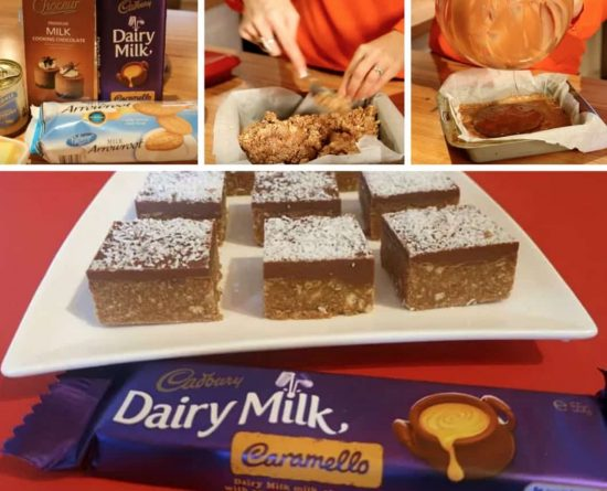 Caramello Slice Facebook Best Recipe