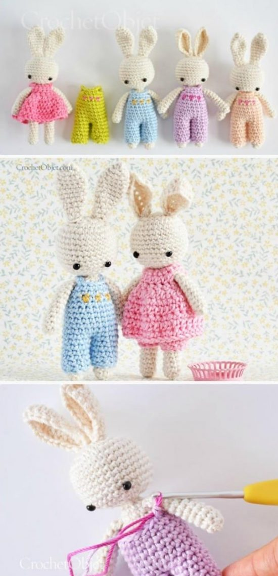 Easter bunny egg crochet pattern | Easter crochet patterns, Easter ... | 1138x550