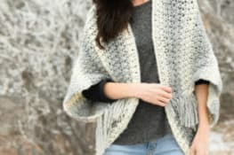 Crochet Cocoon Shrug Pattern - Lots Of Ideas