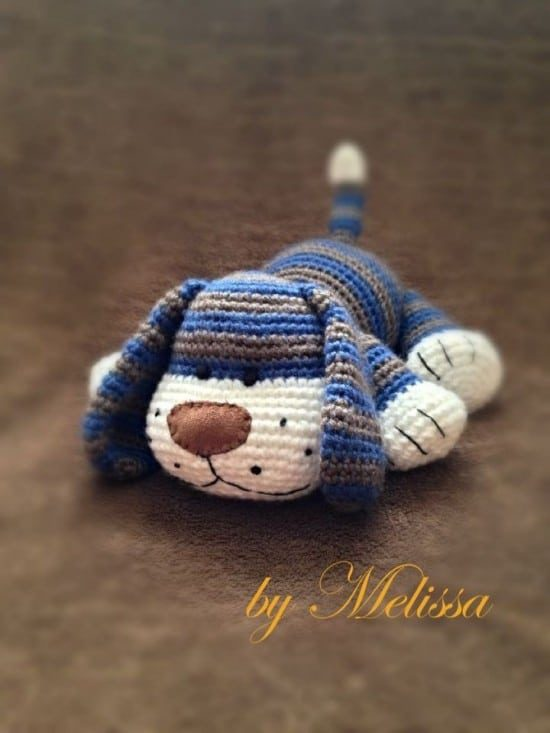 Free Crochet Dog Collar Patterns