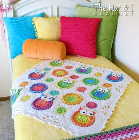 Crochet Owl Projects You Will Love   The WHOot