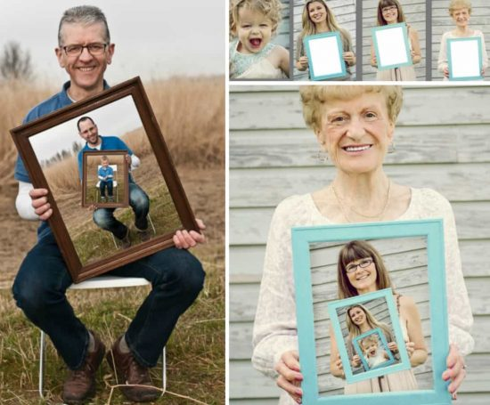 Generational Family Photo Ideas