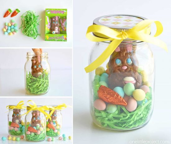 Easter ideas the best collection of pinterest top pins mason jar easter gifts negle Gallery