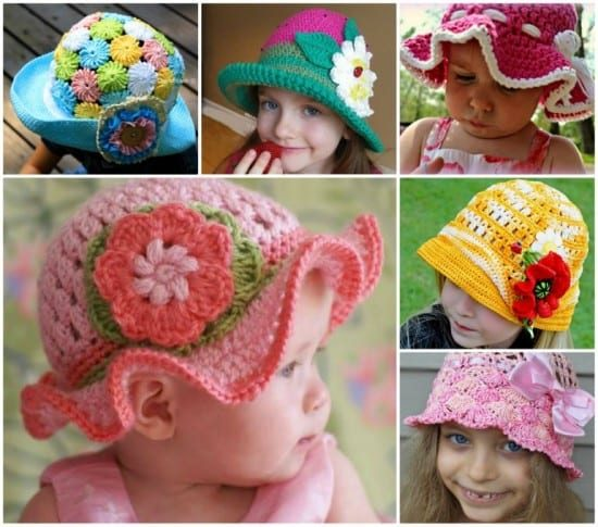 Child Crochet Sun Hat Pattern All The Best Ideas To Make