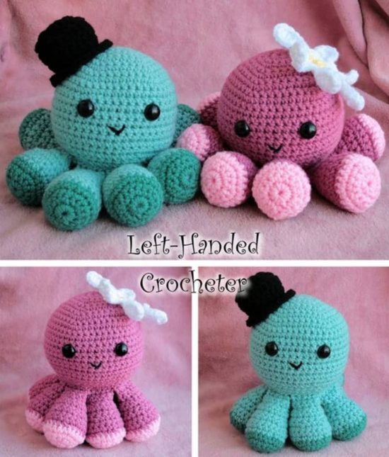 Crochet Jellyfish With Free Pattern Video Instructions
