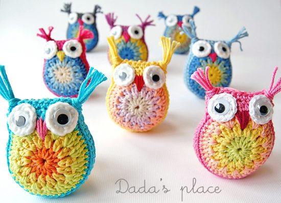 Easy Crochet Owl Pattern Watch The Video Tutorial
