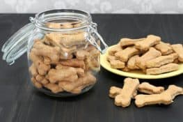 Grain Free Dog Treats Recipe Video Tutorial
