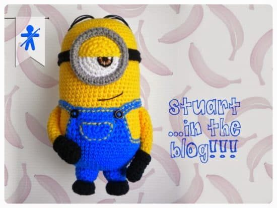 Minion Free Crochet Pattern Collection All The Best Ideas Classy Free Minion Crochet Pattern