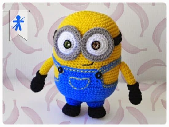 Amigurumi Free Patterns Minions : Minion free crochet pattern collection all the best ideas