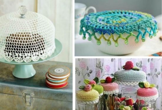 Crochet Bowl Covers Free Patterns The Whoot
