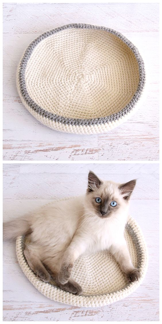 Crochet Cat Cave Lots Of Ideas That You Will Love The Whoot