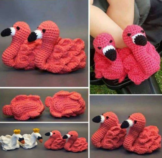 Crochet Animal Slippers Free Patterns | The WHOot