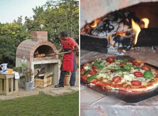Building Pizza Oven Backyard pizza oven diy brick instructions easy video tutorial