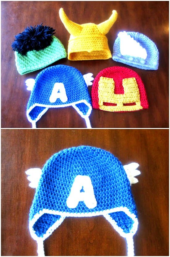 the avengers crochet | Tumblr | 833x550