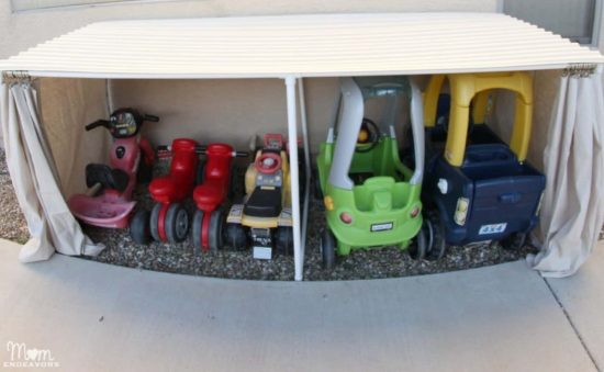 Outdoor Toy Boxes For Daycares : Kids toy storage ideas that will make your life easier